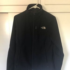 North face jacket gently used